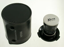 KERN Switar 1,6/10 10 10mm F1,6 1,6 C-mount Multicoated Bolex EL new old stock