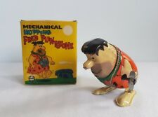 Vintage Marx Mechanical Hopping Fred Flintstone