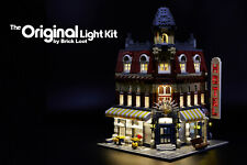 LED Lighting kit fits LEGO ® Café Corner set 10182