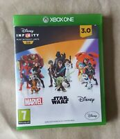 XBOX ONE Disney Infinity 3.0 GAME SOFTWARE ONLY - Star Wars Marvel