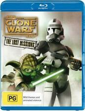 STAR WARS: THE CLONE WARS - THE LOST MISSIONS (2008) [NEW BLURAY]