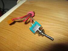 Ausbauschalter für Graupner MC Anlagen Mischer Schalter  (kurz)  4160.1