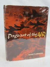 Kenneth Munson PAGEANT OF THE AIR Album of Aviation Photographs 1966 Ian Allan
