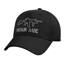 Molon Labe Black Deluxe Low Profile Baseball Cap 9839