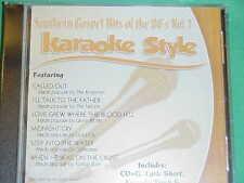 Southern Gospel Hits of the 1980's #1 ~Christian ~Daywind ~Karaoke Style ~ CD+G