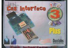 CAS INTERFACE 3 PLUS USB PROGRAMMATEUR DUOLABS
