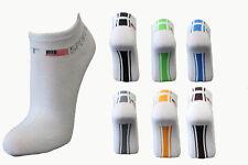 12 Paar Damen American Sneaker Socken mit Design 39/42