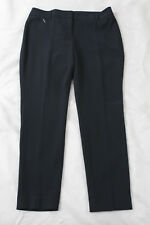 White House Black Market Size 10 Black Classic Stretch Dress Pants Inseam 29