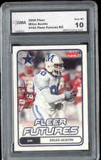 2006 Miles Austin Fleer Futures Rookie Gem Mint 10 #182