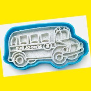Schools Bus Cookie Cutter