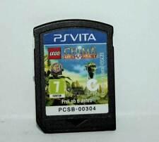 LEGO CHIMA IL VIAGGIO DI LAVAL USATO SONY PS VITA EDIZIONE ITALIANA GD1 39234