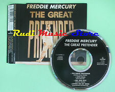 CD singolo FREDDIE MERCURY THE GREAT PRETENDER QUEEN 1992 HOLLAND 8 80382 2(S17)