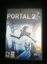 Portal 2  (PC/Mac 2011) *New, Sealed*