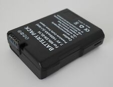 EN-EL14 Li-ion Battery  for Nikon D5300 D5200 D5100 D3300 D3200 D3100 P7100