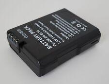 EN-EL14 Li-ion Battery  for Nikon D5500 D5300 D5100 D3300 D3200 D3300 P7100