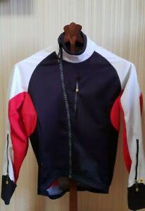 Mavic cycling Echappee Jacket, men's Black/White, size M, Full Zip