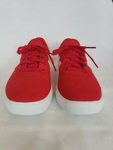 New Balance Mens All Coasts 55 Low Top Skateboard Shoes Red (AM55BLG) Sz12