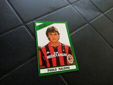 Album Calciatori Panini 87-88, 1987-1988 Figurina N°156, Maldini, Milan
