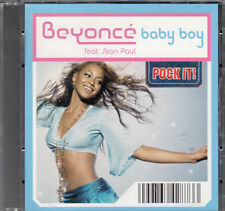 "MINI CD 3T - 8 CM  / BEYONCE   ""BABY BOY"""