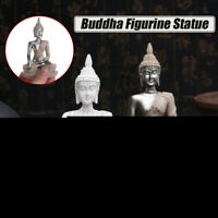 Small Sitting Buddha Ornament Figurine Statue For Home Decor Gifts