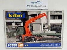Kibri 1/87 (H0): 10988 Gru Atlas (2 Pezzo) - Kit Modellismo Plastica
