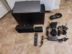 Bose Lifestyle V35 Home Theater System V25, AV35