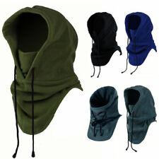 Fleece Hat Balaclava Warm Hat Winter Men and Women Tactical Mask Male Mask