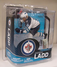 Andrew Ladd, Winnipeg Jets, Regular: Away White jersey NHL series 31 McFarlane