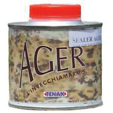 Ager 1/4Ltr Color Enhancing Granite, Marble Sealer & Stone Sealer From Tenax