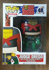 Funko POP! Heroes Judge Dredd 48 Vinyl Figure (Vaulted)