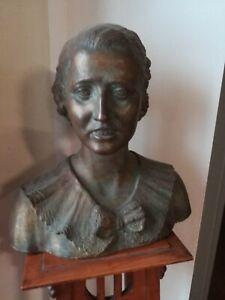 Statua in bronzo di RICCARDO PITER