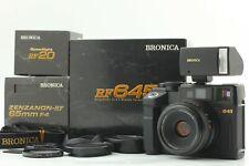 [UNUSED] Bronica RF645 Medium Format Camera Zenzanon 65mm F/4 Lens JAPAN 428