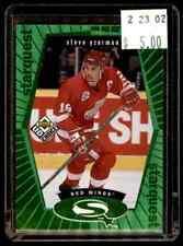 1998-99 UD Choice Starquest Green Steve Yzerman #SQ18