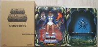 SORCERESS 2.0 WAVE 2 SUPER7 CLUB GRAYSKULL MOTU CLASSICS Masters the Universe