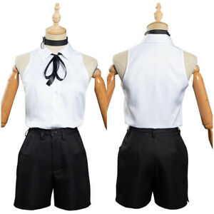Chainsaw Man Reze Cosplay Costume Halloween Carnival Suit