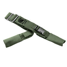 2 Point Adjustable Green Tactical Sling with Moan Aabe Logo