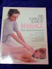 The Complete Book of Massage / Clare Maxwell-Hudson  PaperbackSELF HELP WELLNESS