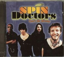 SPIN DOCTORS - CAN'T BE WRONG - CD - NEW