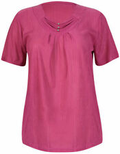 Short Sleeve Casual Tops & Blouses for Women