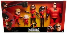 Incredibles 2 Mighty Incredibles Action Pack 12-Inch Figure 5-Pack