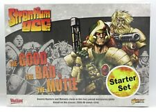 Strontium Dog 641510001 The Good the Bad & The Mutie Starter Set Game 2000AD NIB