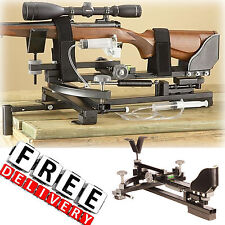 Shooting Rest Rifle Bench Hunting Precision Bench Gun Trigger Release Remote New