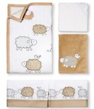 Circo 4 Pc Sheep & Co. Collection Nursery Crib Set Baby Bedding ~ NEW!!