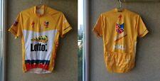 Lotto Cycling Shirt 2015 Jersey Lobo Tour De France Camiseta