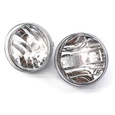 2Pcs for 2007-2013 GMC Sierra 1500 2500 HD 3500 HD Clear Bumper Fog Lights Lamps