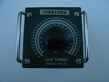 Temic TV Tuner Module VHF-UHF Model 4732-PY5 New