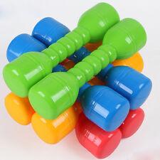 Baby Kids Children's Dumbbell Outdoor Environmental Fitness Exercise Toy Gift