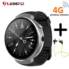 LEMFO LEM7 2018 Smartwatch Telefon LTE 4G 2MP Kamera Handyuhr   Für Android iOS