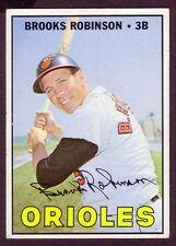 1967 TOPPS BROOKS ROBINSON CARD NO:600 EXPLUS  CONDITION