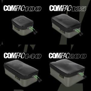 Korda Compac Accessory Case Tackle Bag *FULL RANGE* NEW Compact Fishing Luggage